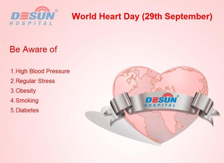 World Heart Day Sep 29 , 2014