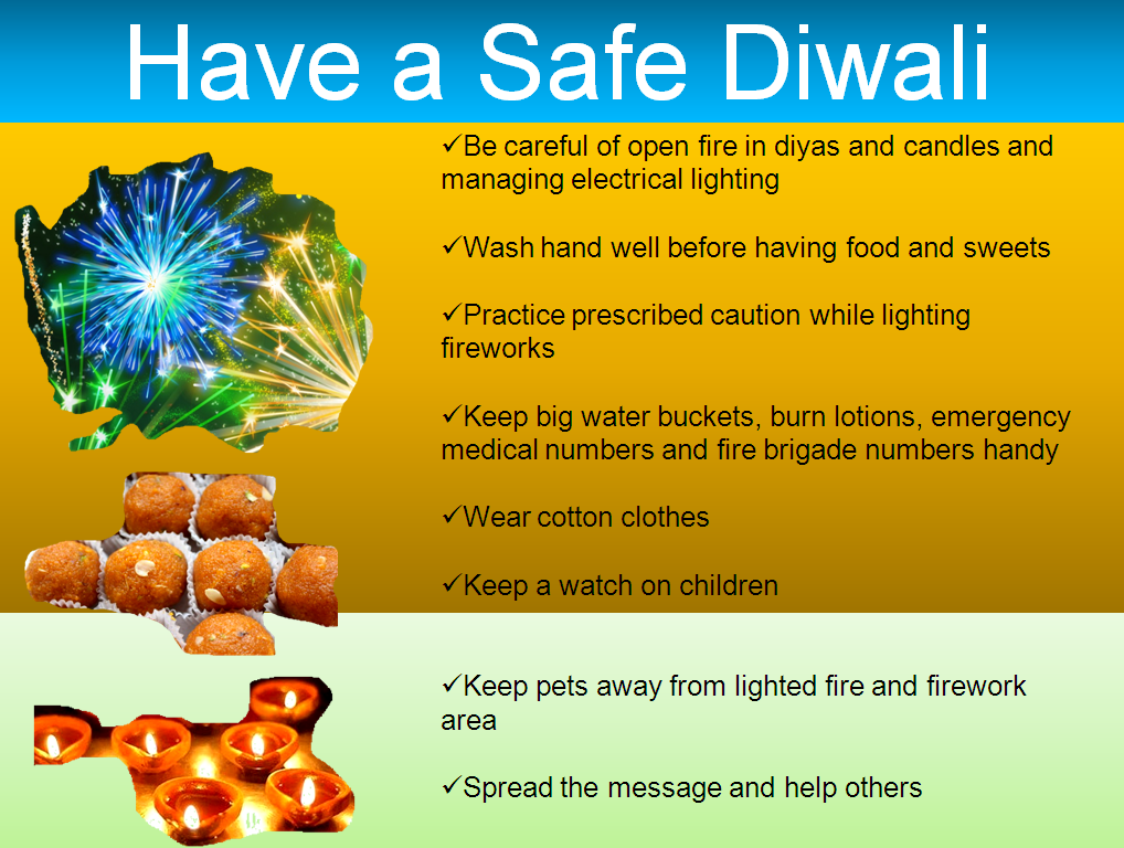 Safe and Happy Diwali 2014