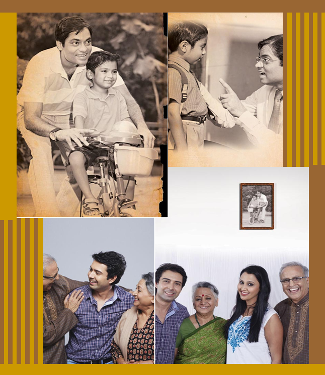 Desun Parent Card Campaign Images