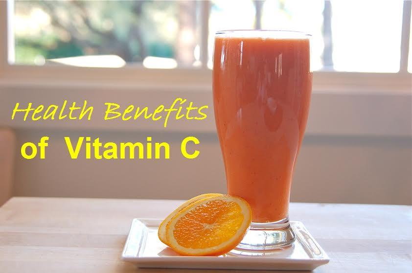 Vitamin C - Health Benefits and Importance