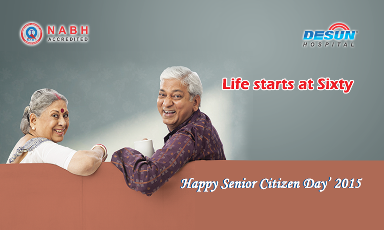 Happy Senior Citizen Day August 21 2015