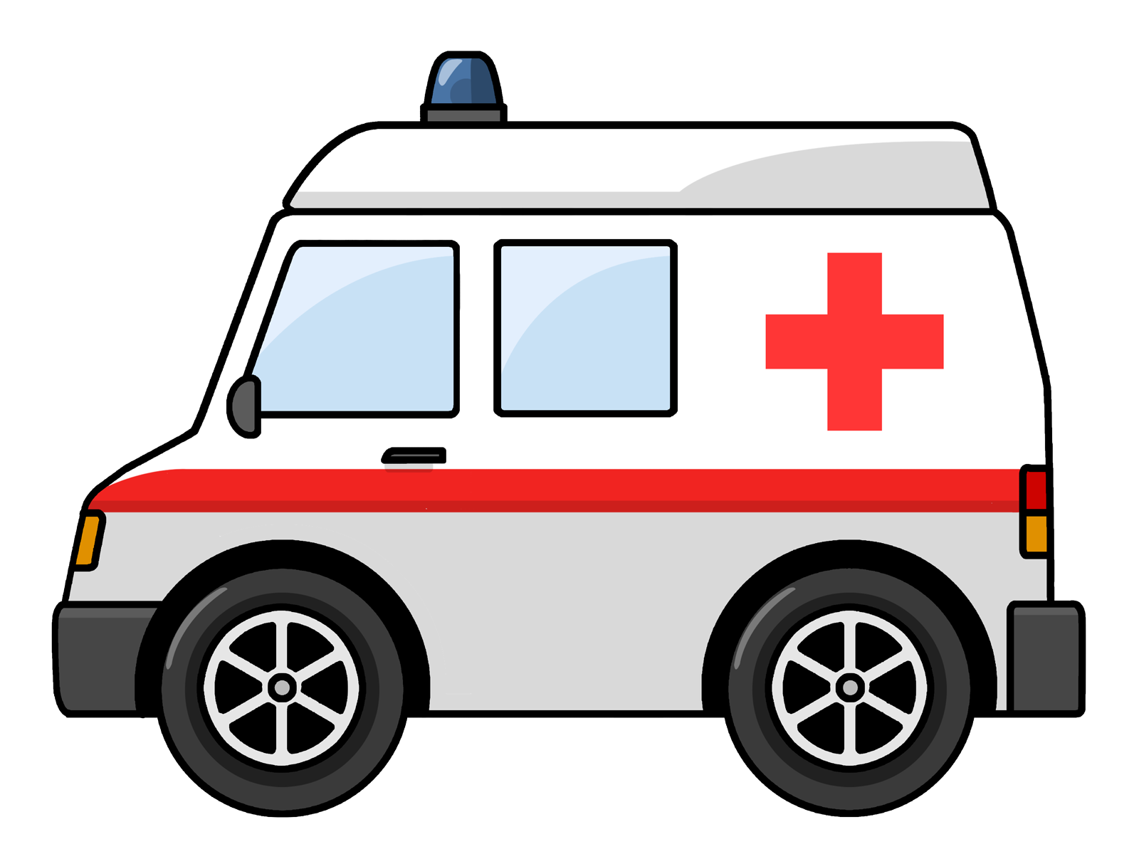 Desun Hospital Ambulance