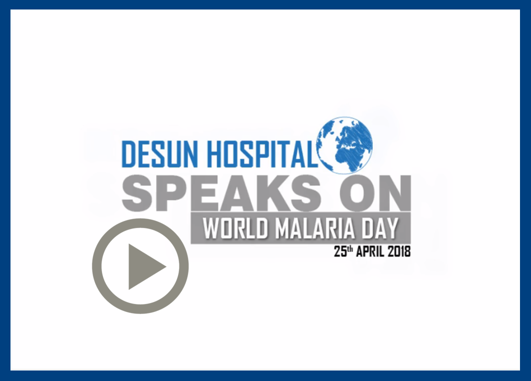 Desun Hospital Speaks on Prevention of Malaria